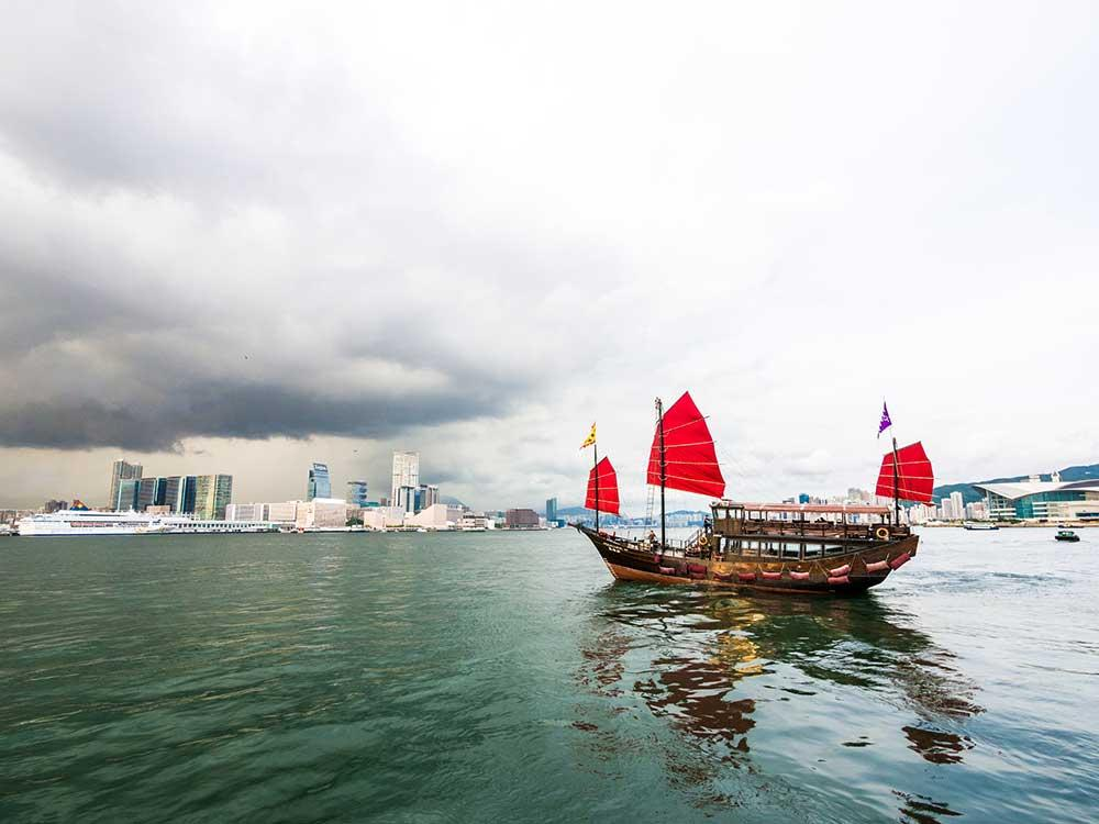 Viaje con Crucero Hong Kong Viajes Carrefour