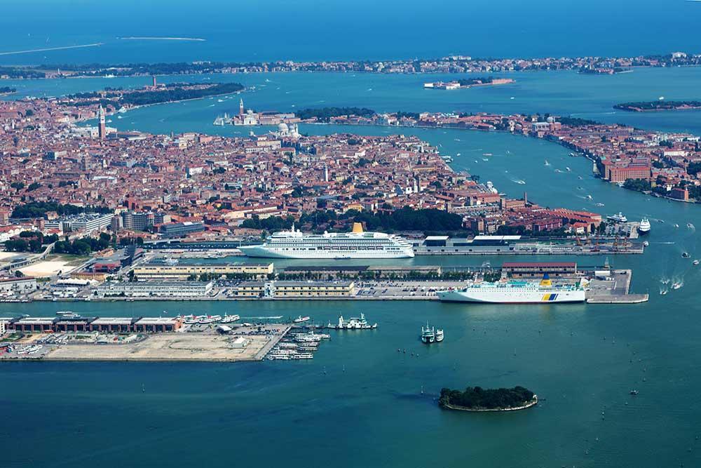 Viaje con crucero Venecia Viajes Carrefour