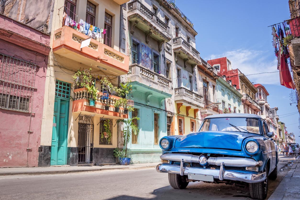 Turismo en Cuba, Viaje todo incluido la Habana