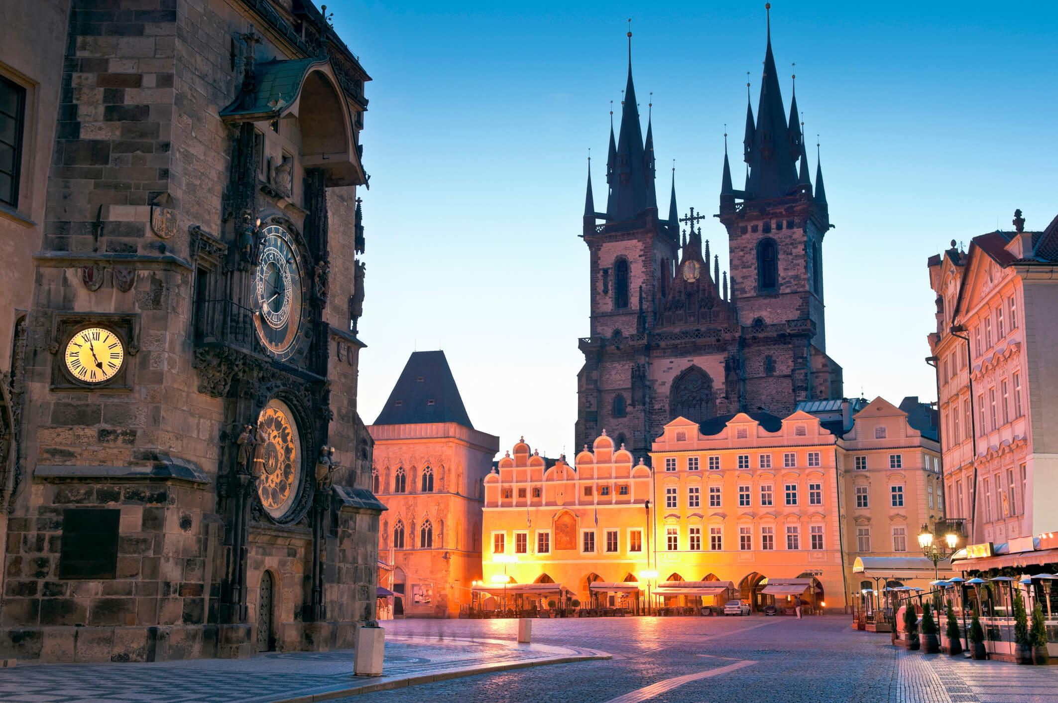 Viaje a Praga Viajes Carrefour