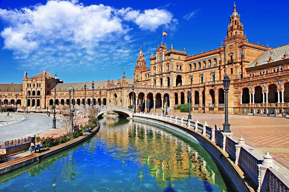 viaje por el Día de la Madre a Sevilla