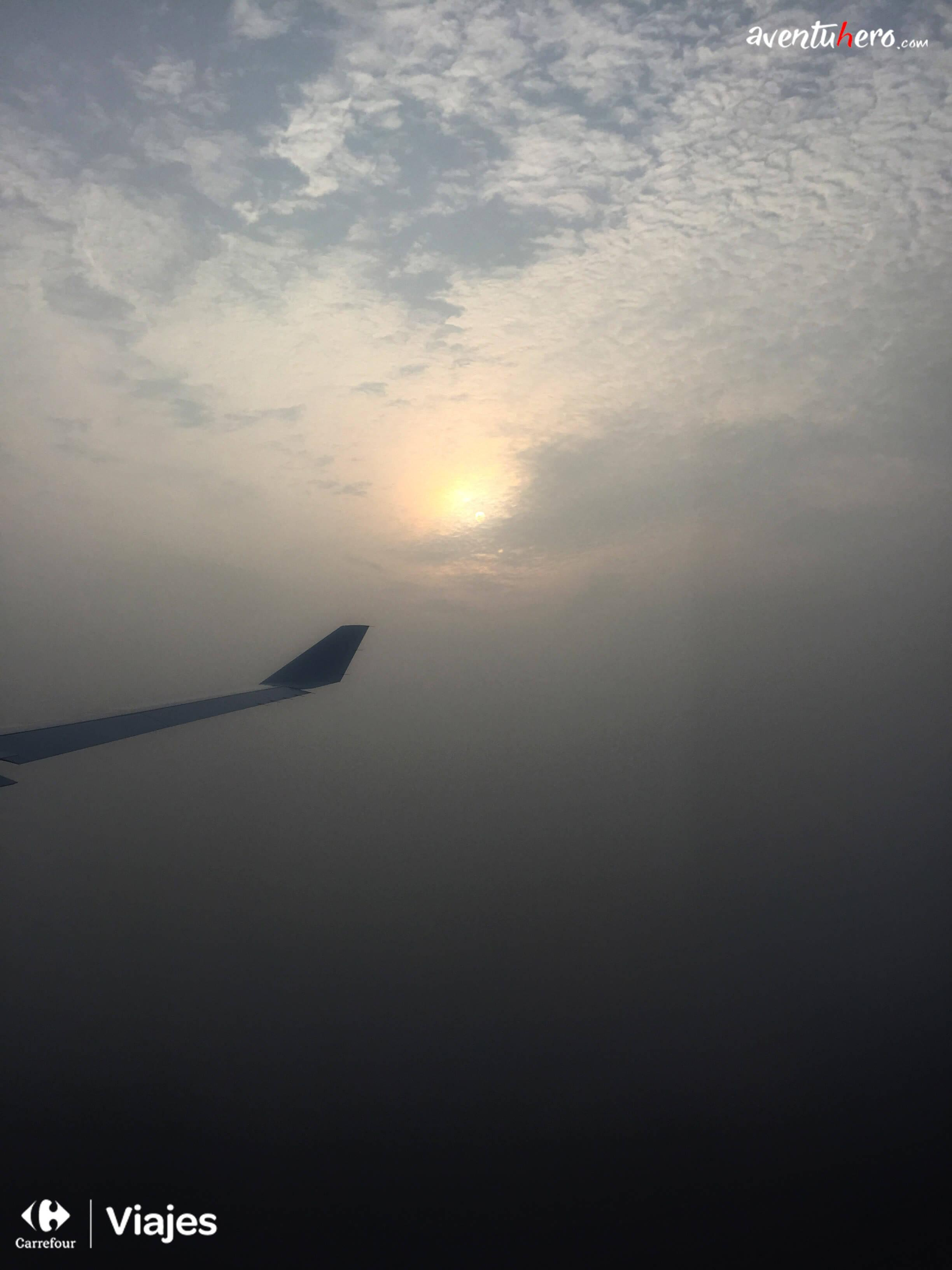 Aventuhero - Llegando a China