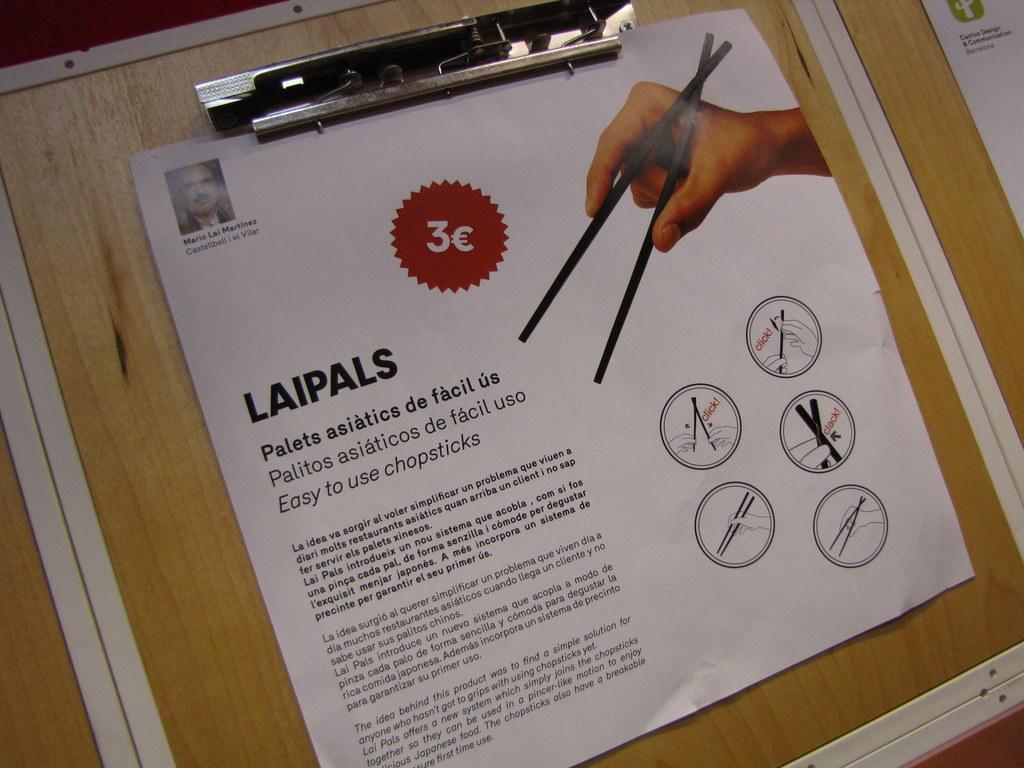 Barcelona Museo Inventos