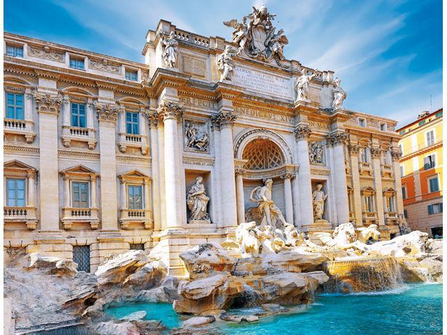 Crucero por el Mediterraneo Costa Diadema, Roma