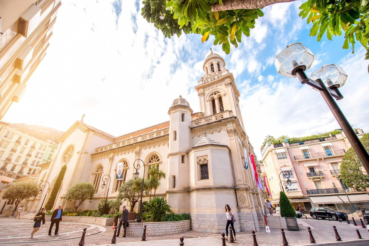 Catedral Mónaco