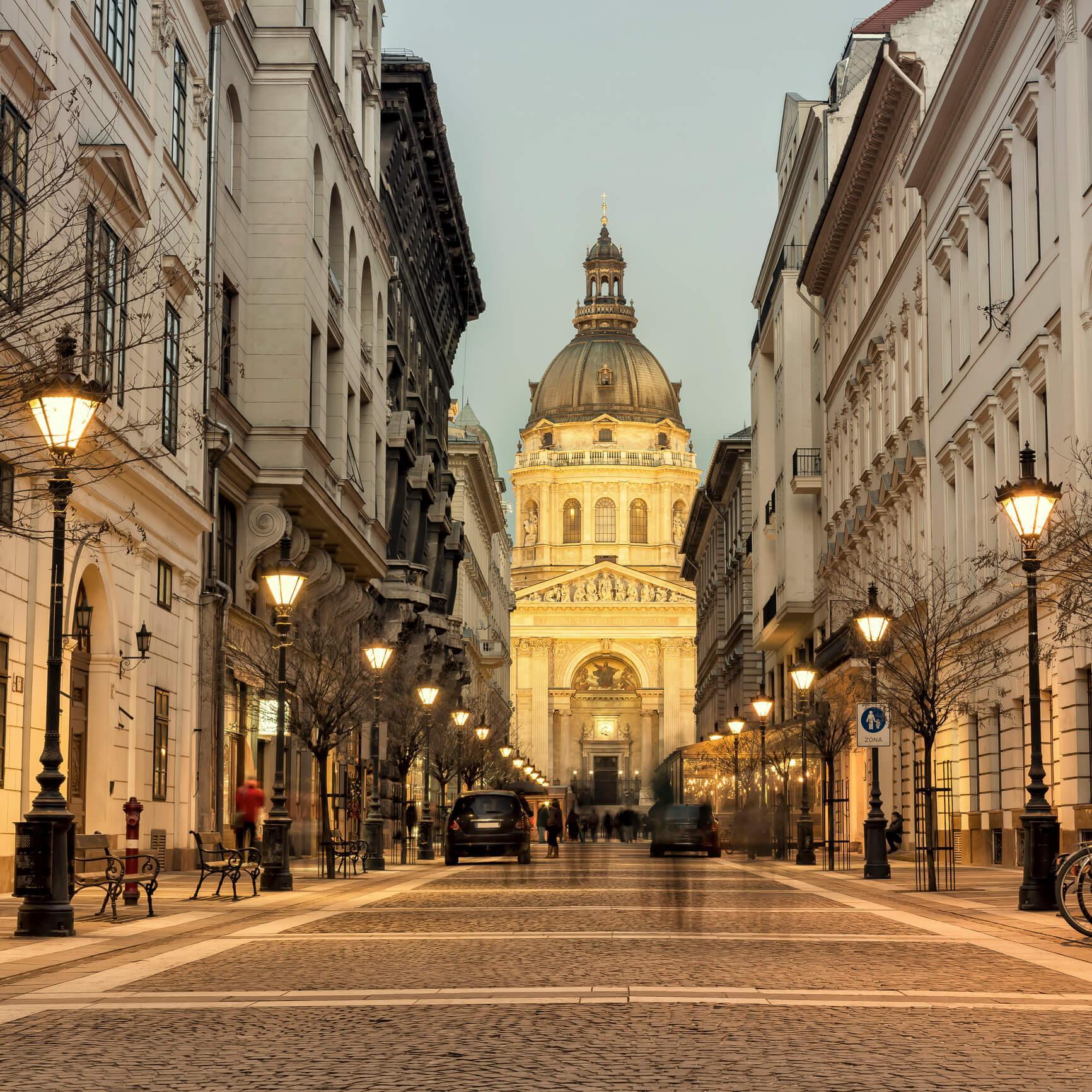 Escapada a Budapest Basilica de San Esteban