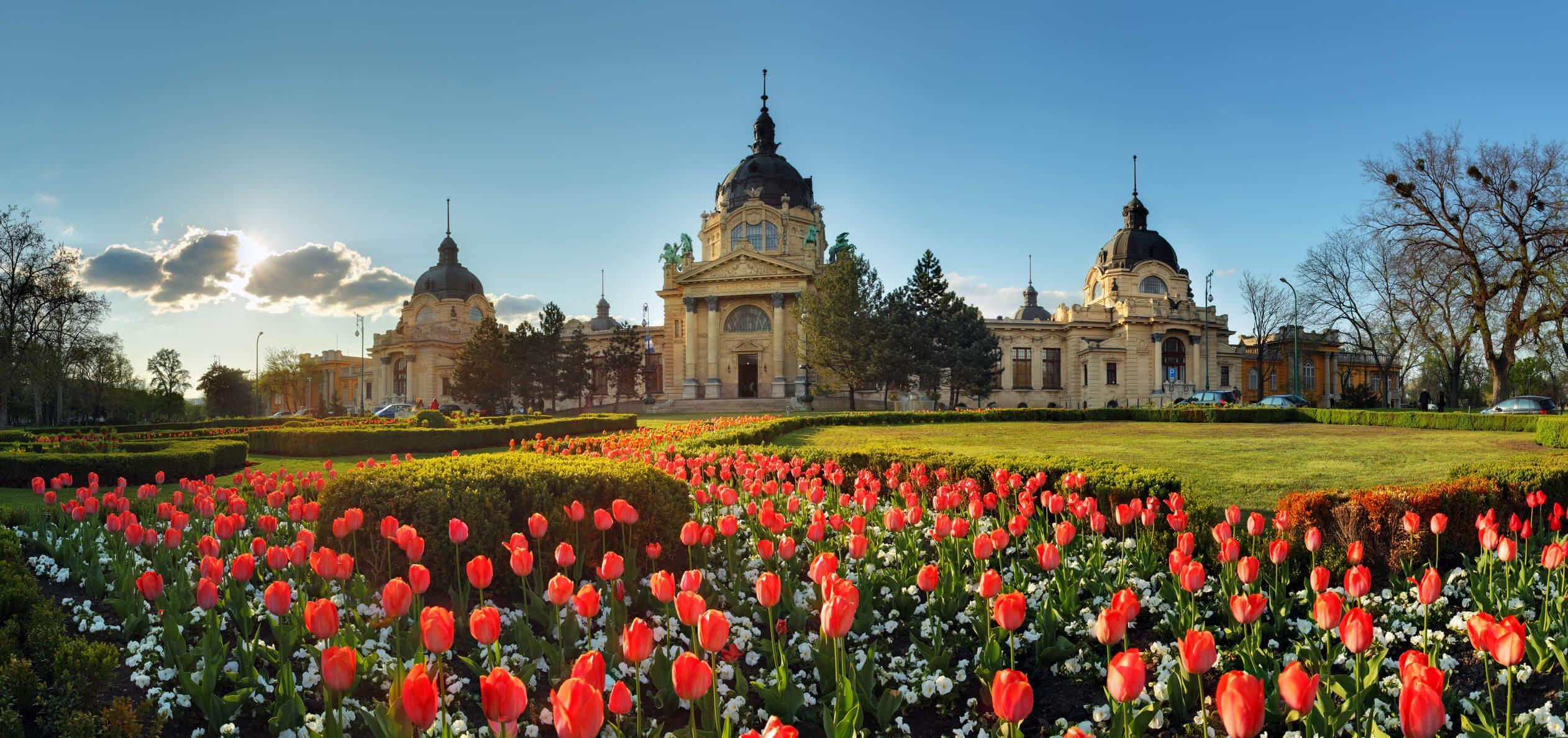 Escapada a Budapest primavera