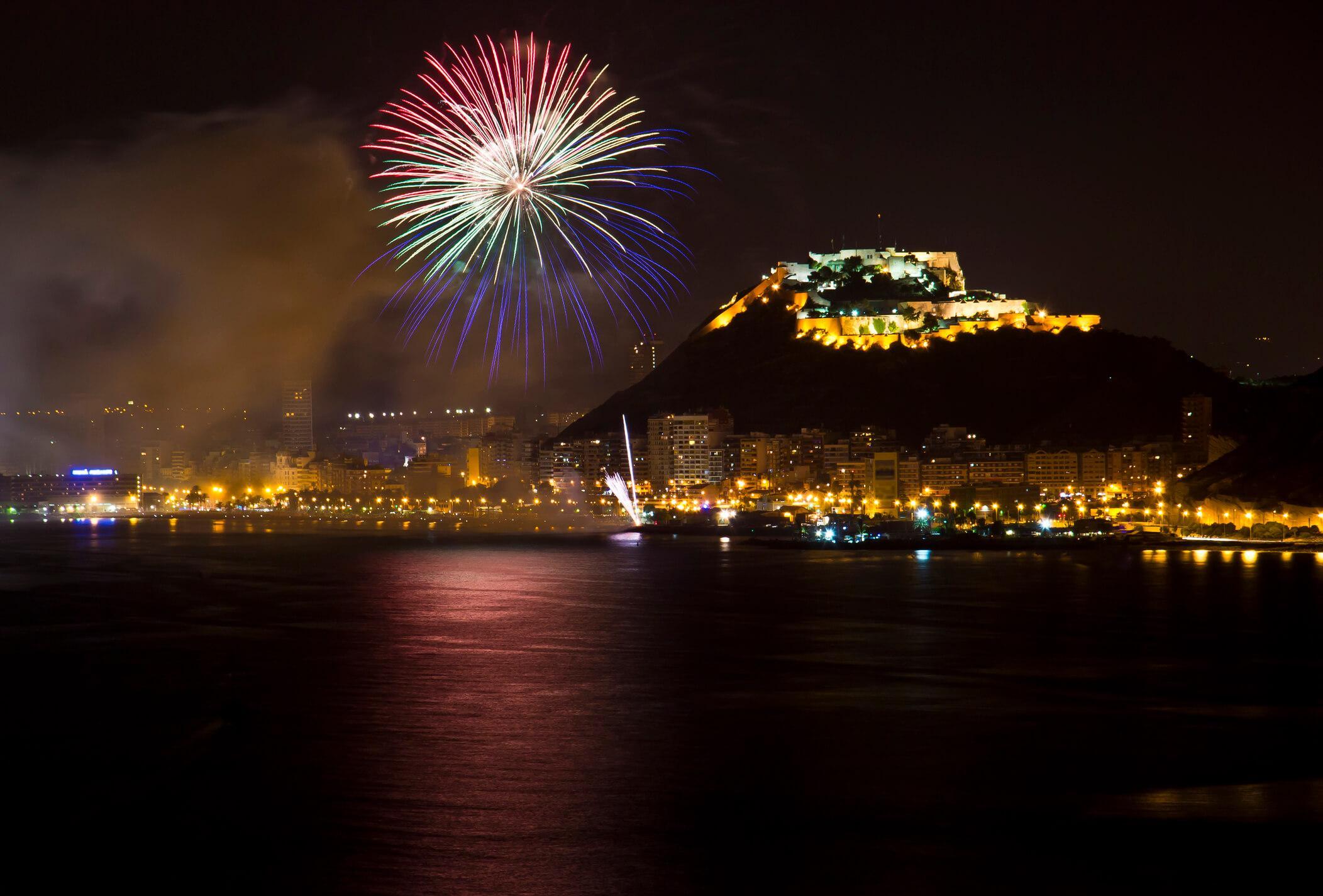Hogueras de Alicante Fiesta de San Juan