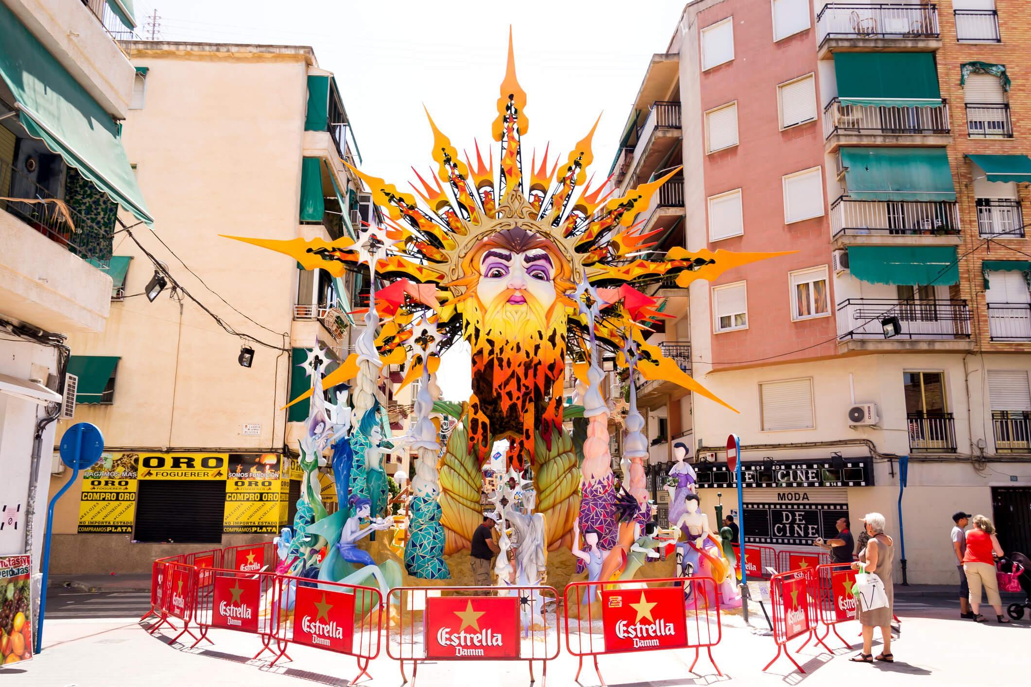 Hoteles Fiesta de San Juan Portada