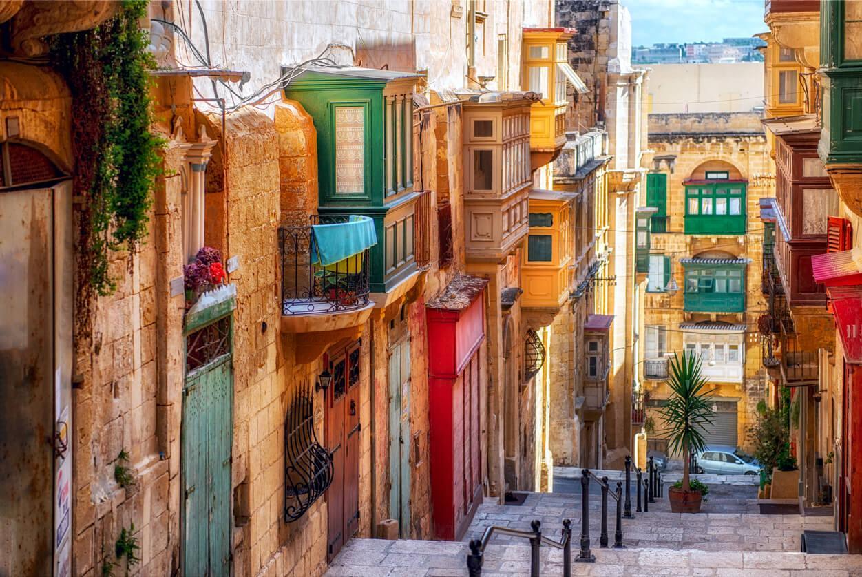 Oferta Viajar a Malta