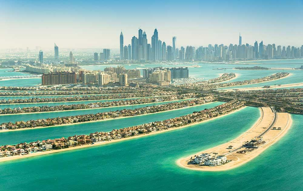 Palm Jumeirah Viaje a Dubai