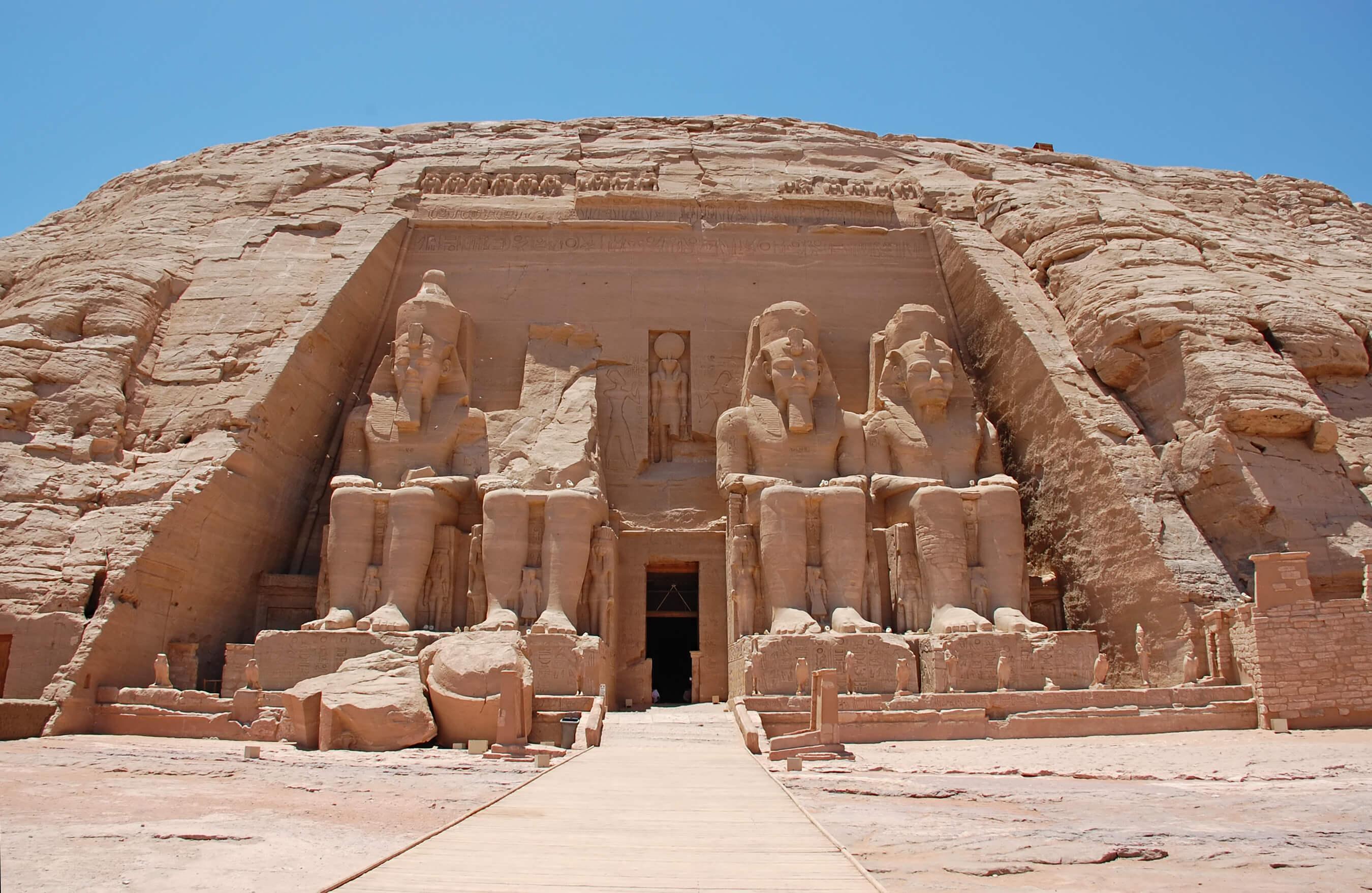 Vacaciones en Egipto Abu Simbel baja