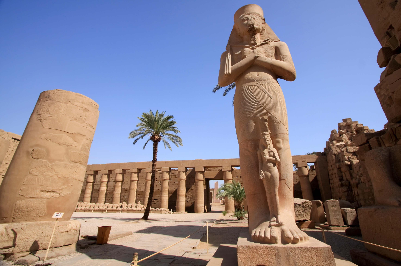 Vacaciones en Egipto Karnak