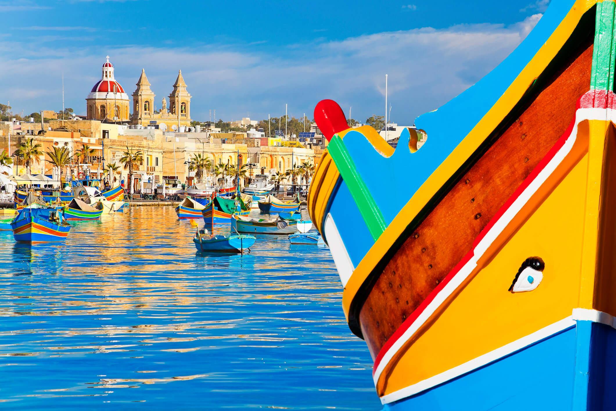 Viajar a Malta Portada