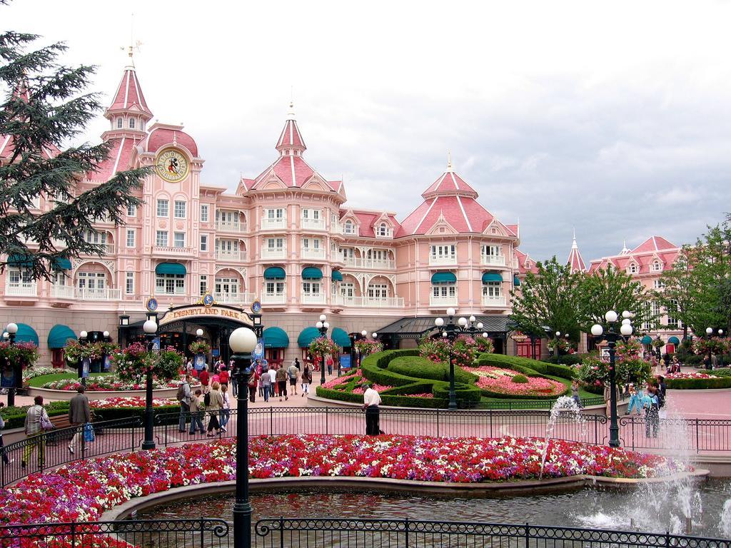 Viaje Disneyland a París Hotel