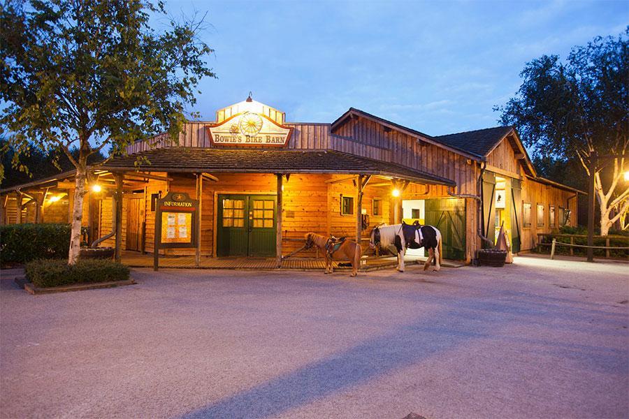 Viaje Disneyland a París Hotel Davy Crockett Ranch