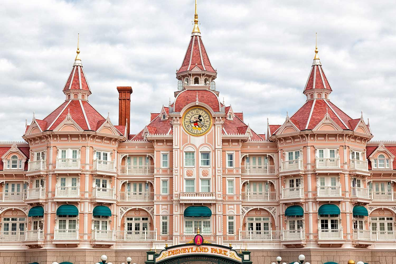Viaje Disneyland A Par U00eds  Los Mejores Hoteles En El Parque