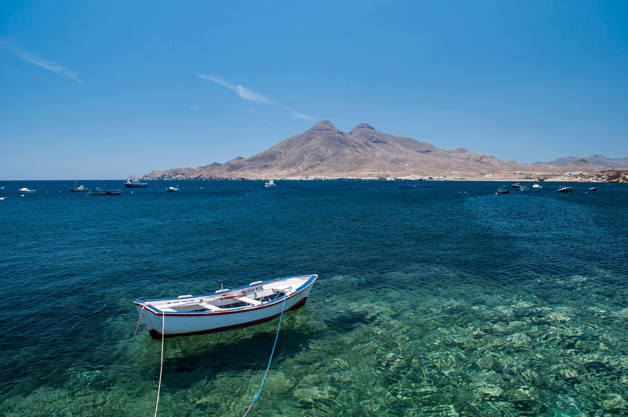 viaje al Cabo de Gata, Pesca