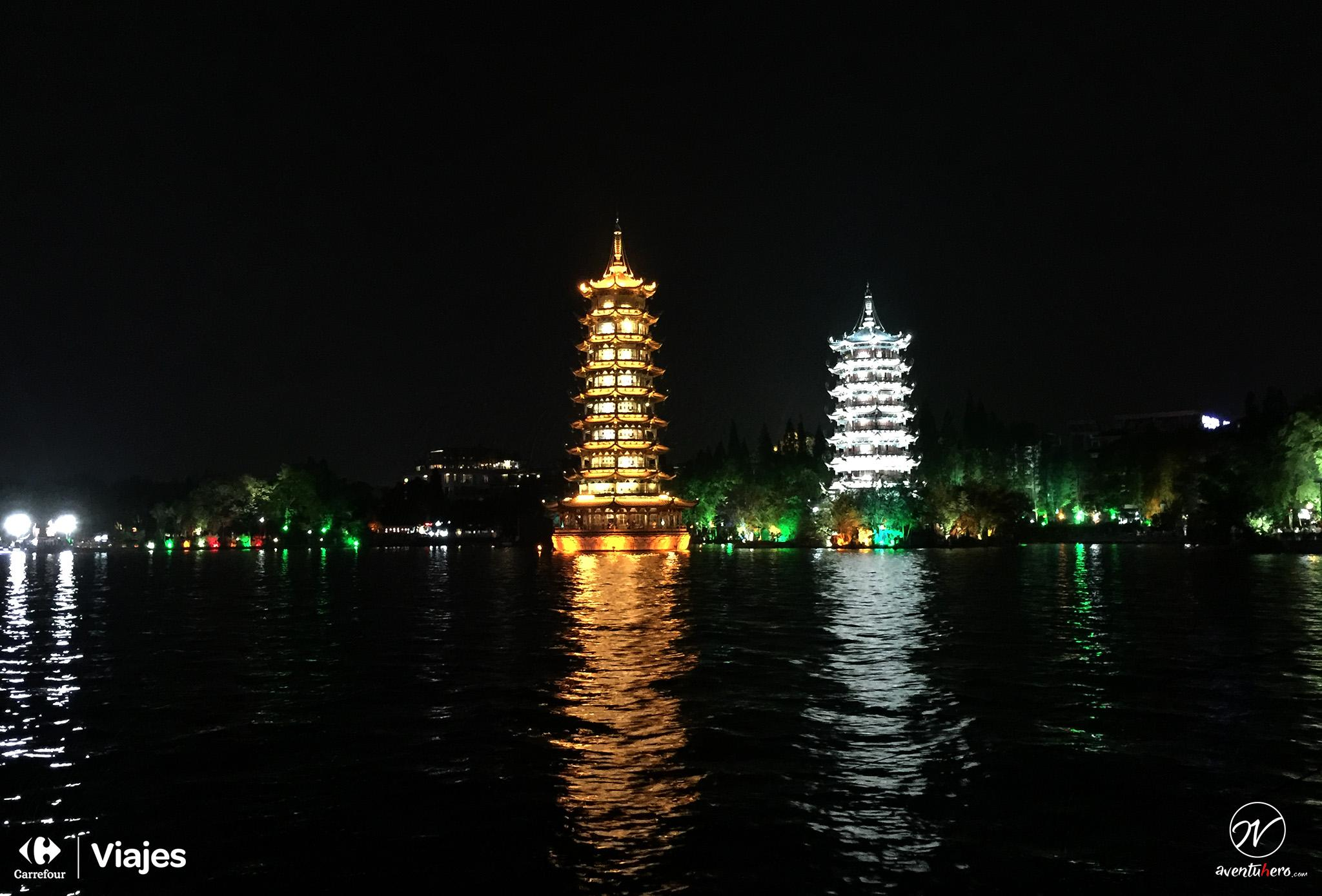 14 Aventuhero - Pagodas de Guilín