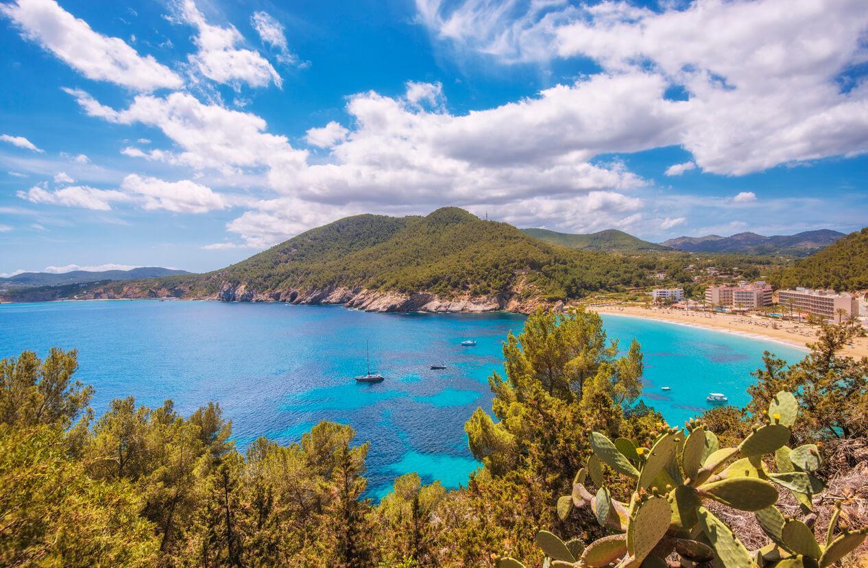 Cala de San Vicente, Ibiza