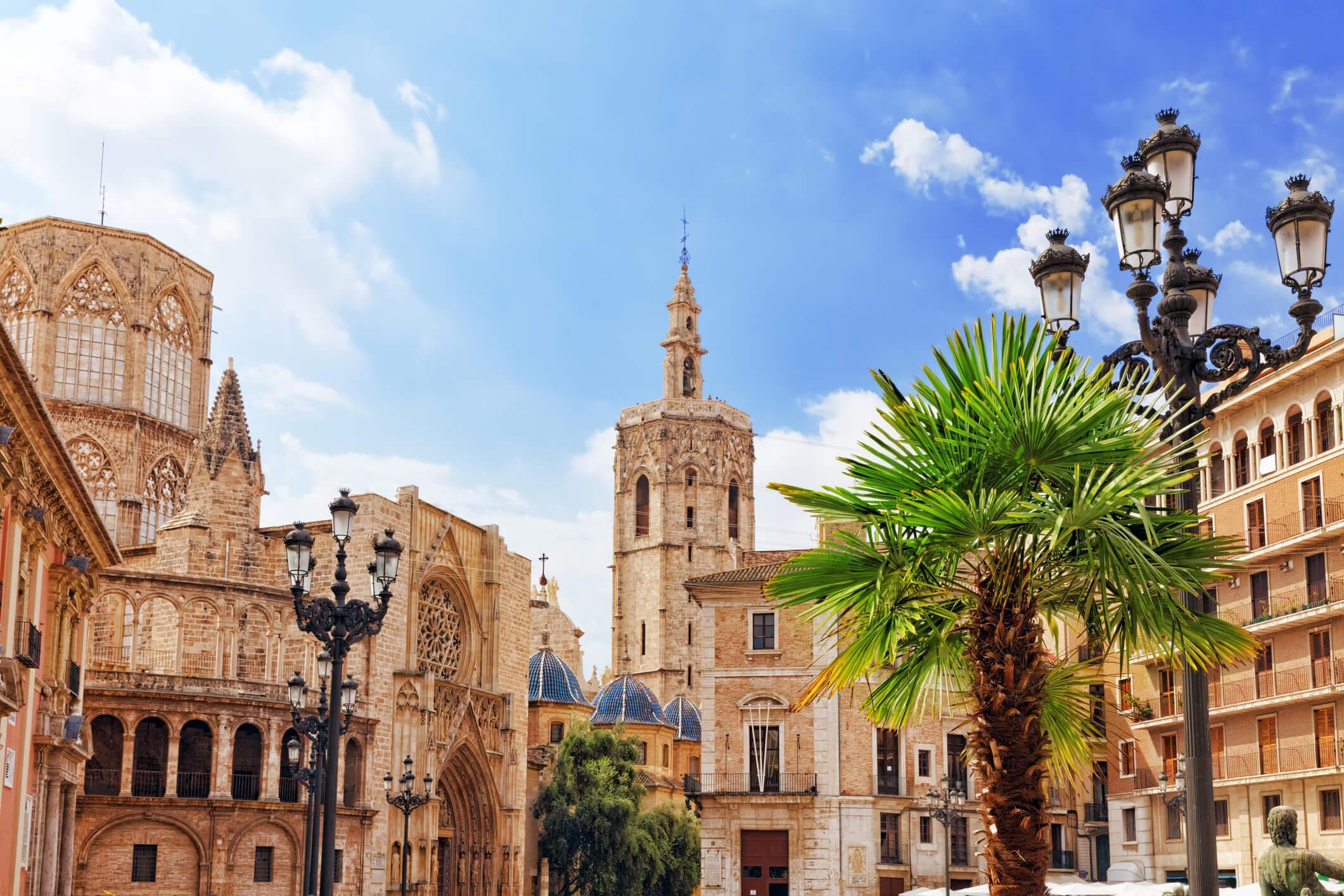 Escapada a Valencia, Casco historico