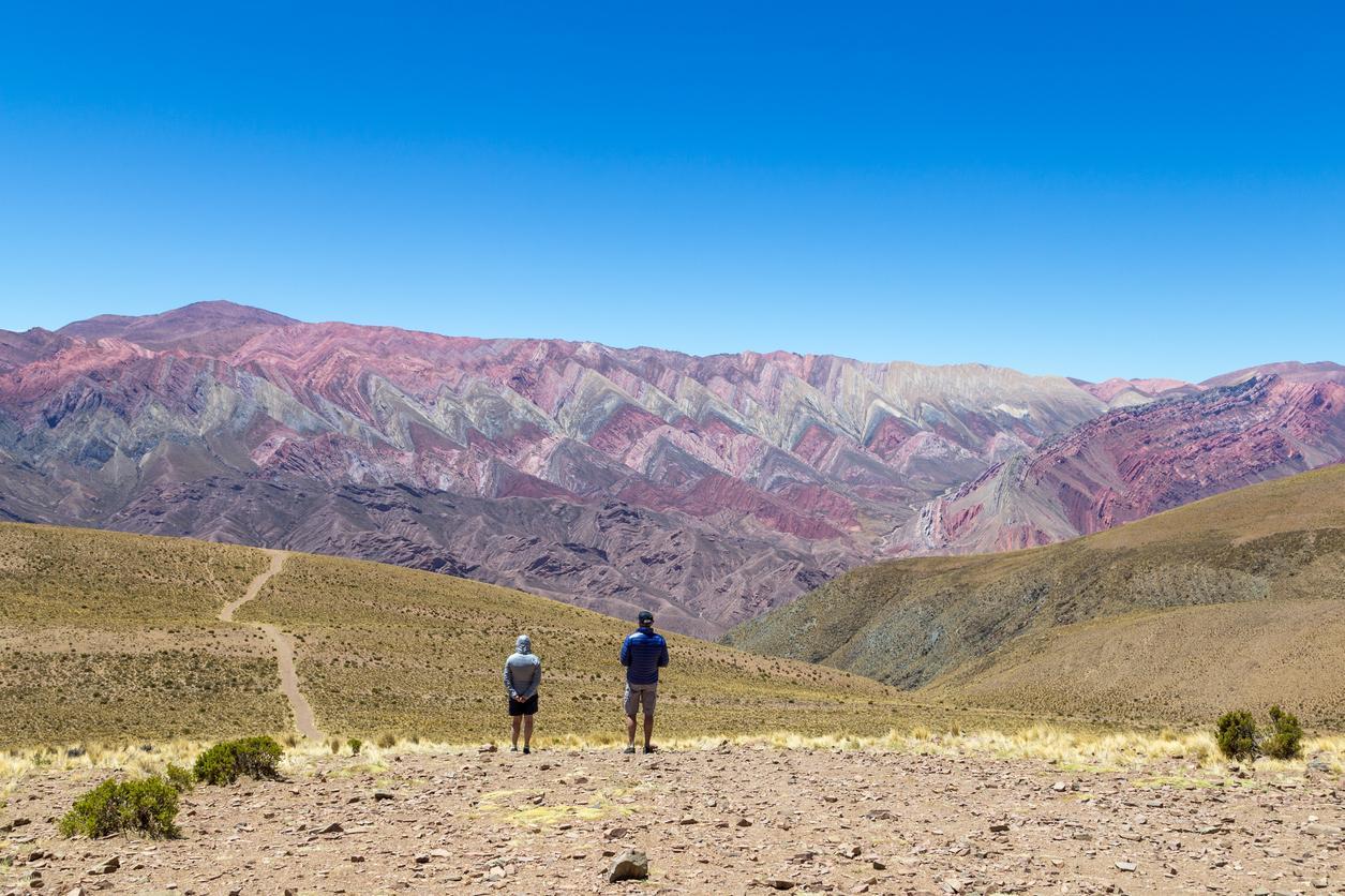 Jujuy, Viaje a Argentina