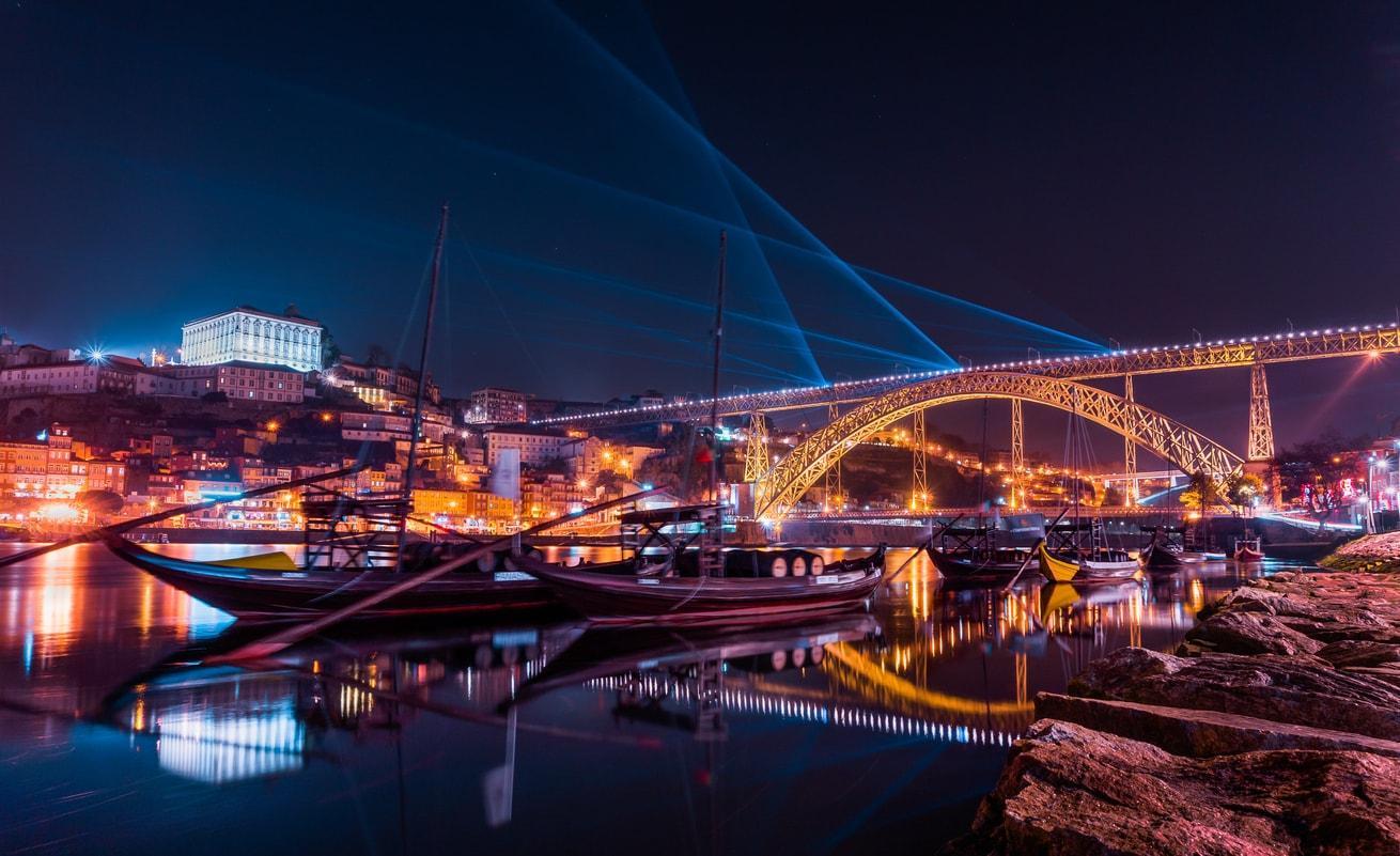 Ponte Luiz I, Porto