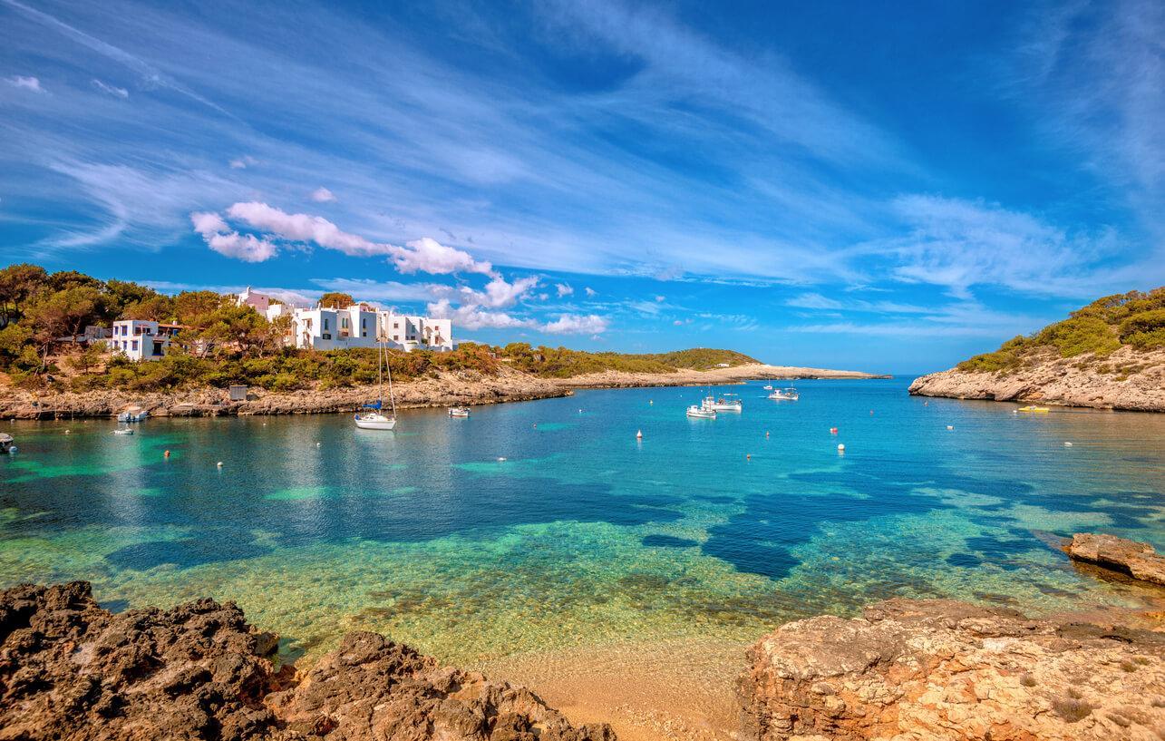 Puerto de Portinatx, Ibiza