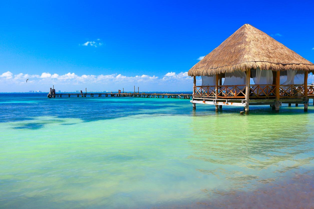 Riviera Maya, Cancún