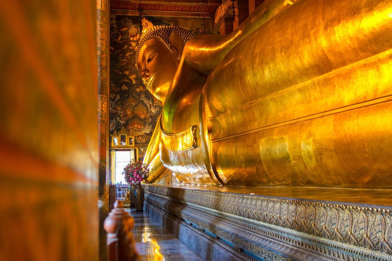 Templo del Buda recostado