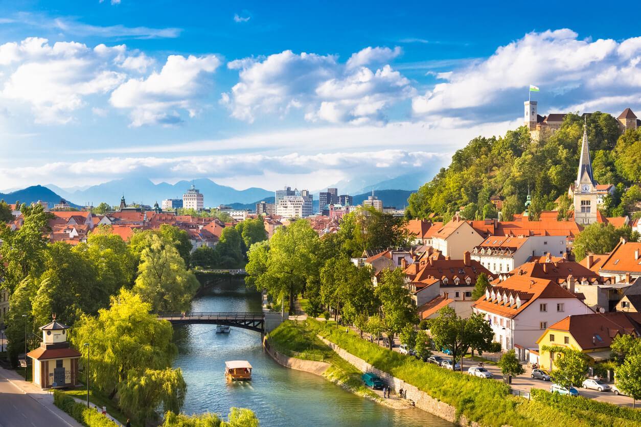 Viaje a Eslovenia, Liubliana