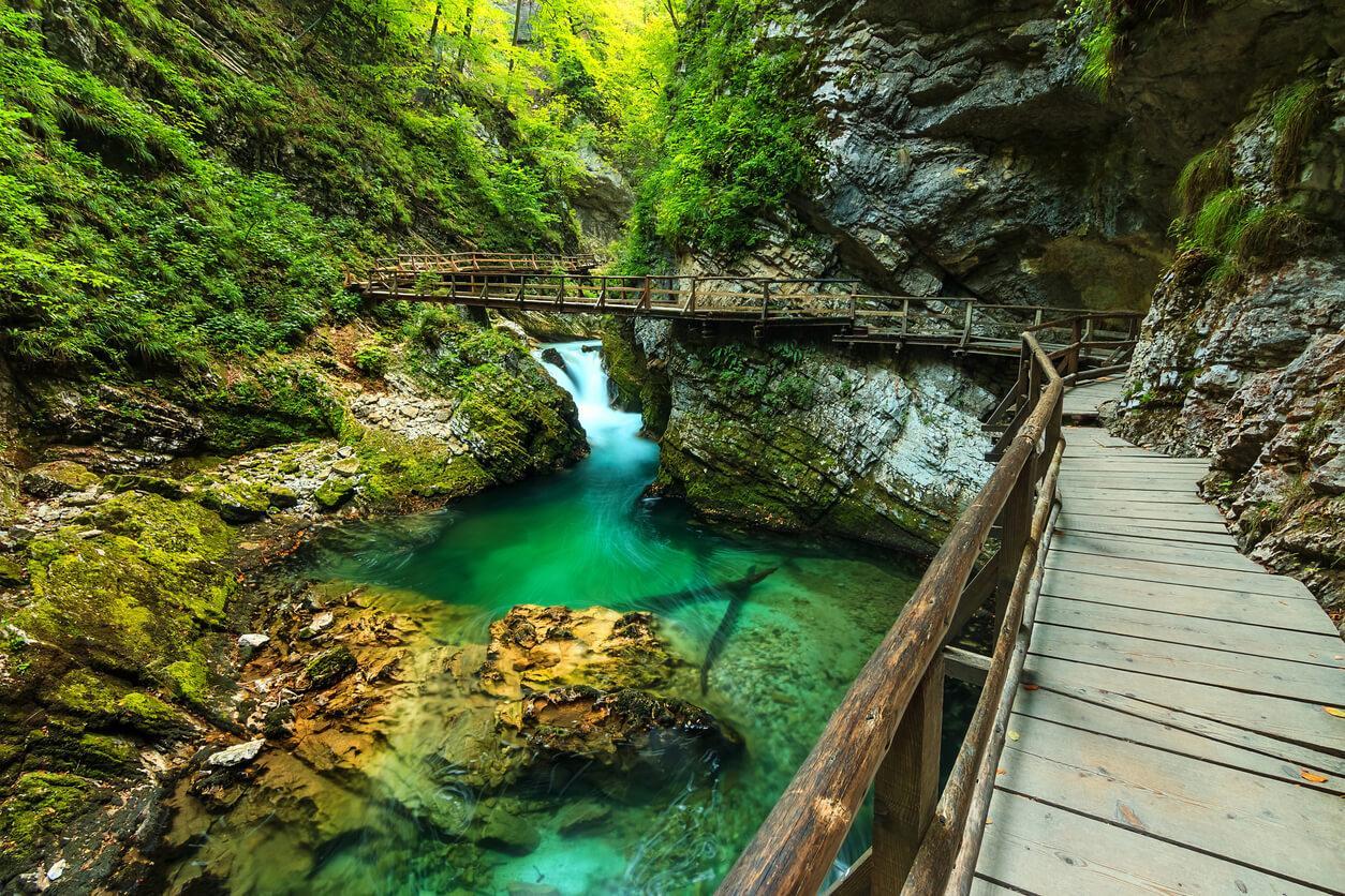 Viaje a Eslovenia, Parque Nacional de Triglav