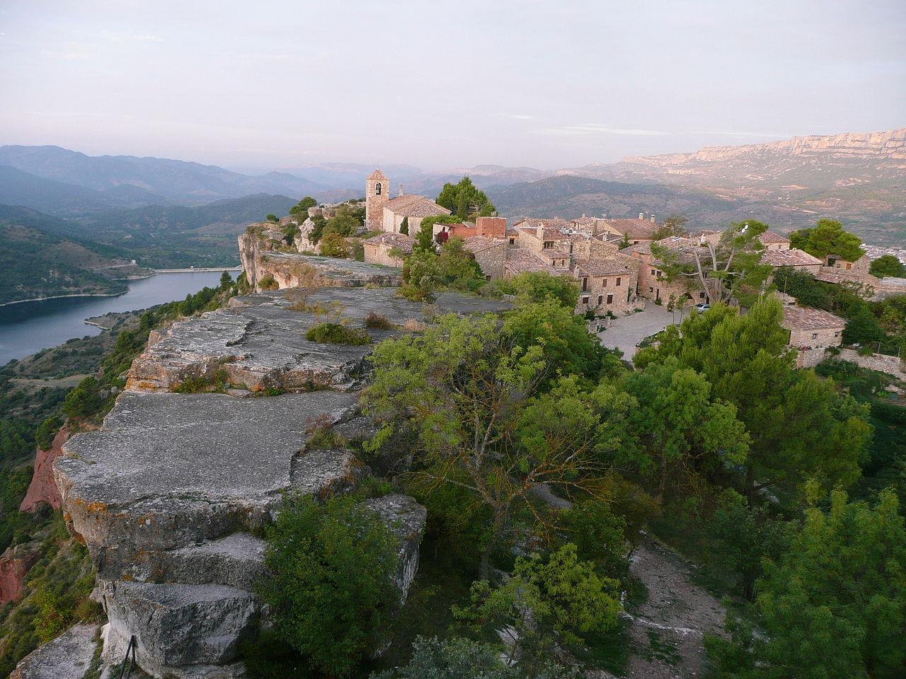 Escapada por pueblos medievales, Villa de Siurana (Tarragona)