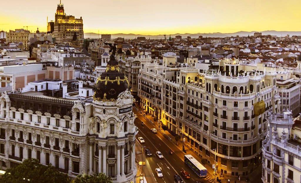 Madrid viajes carrefour