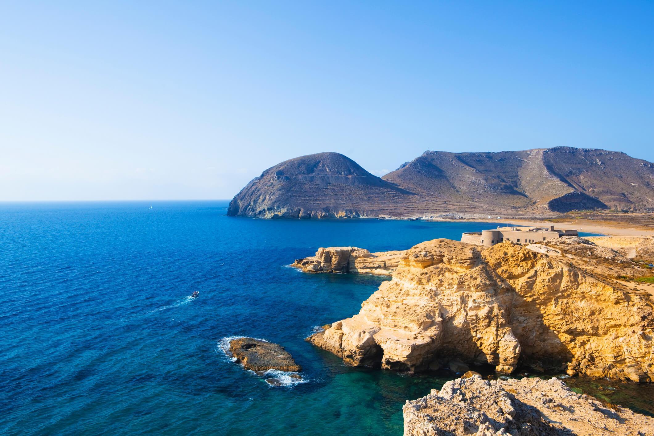 Playa Almería, Cabo de Gata