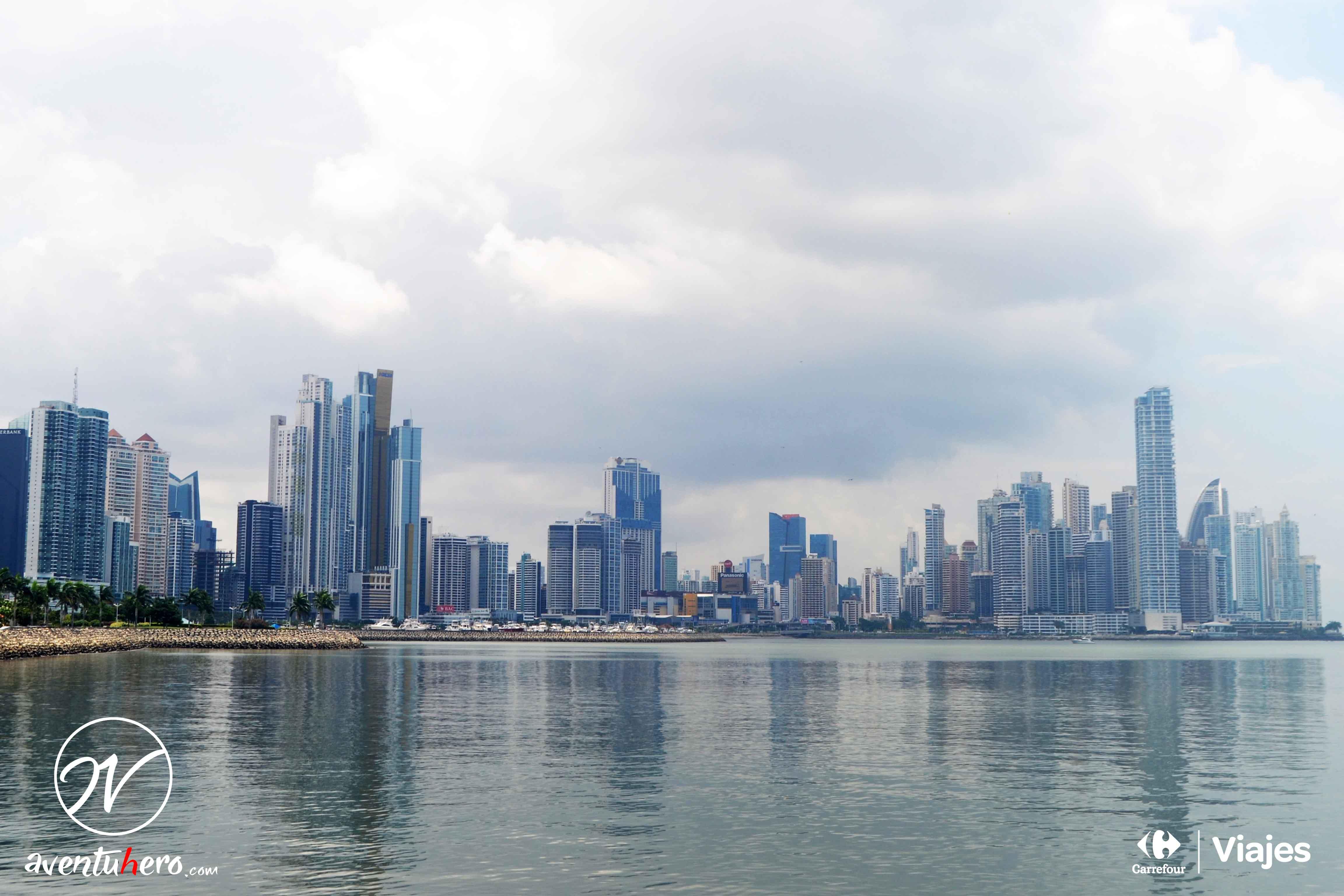 Vuelta a la capital de Panamá