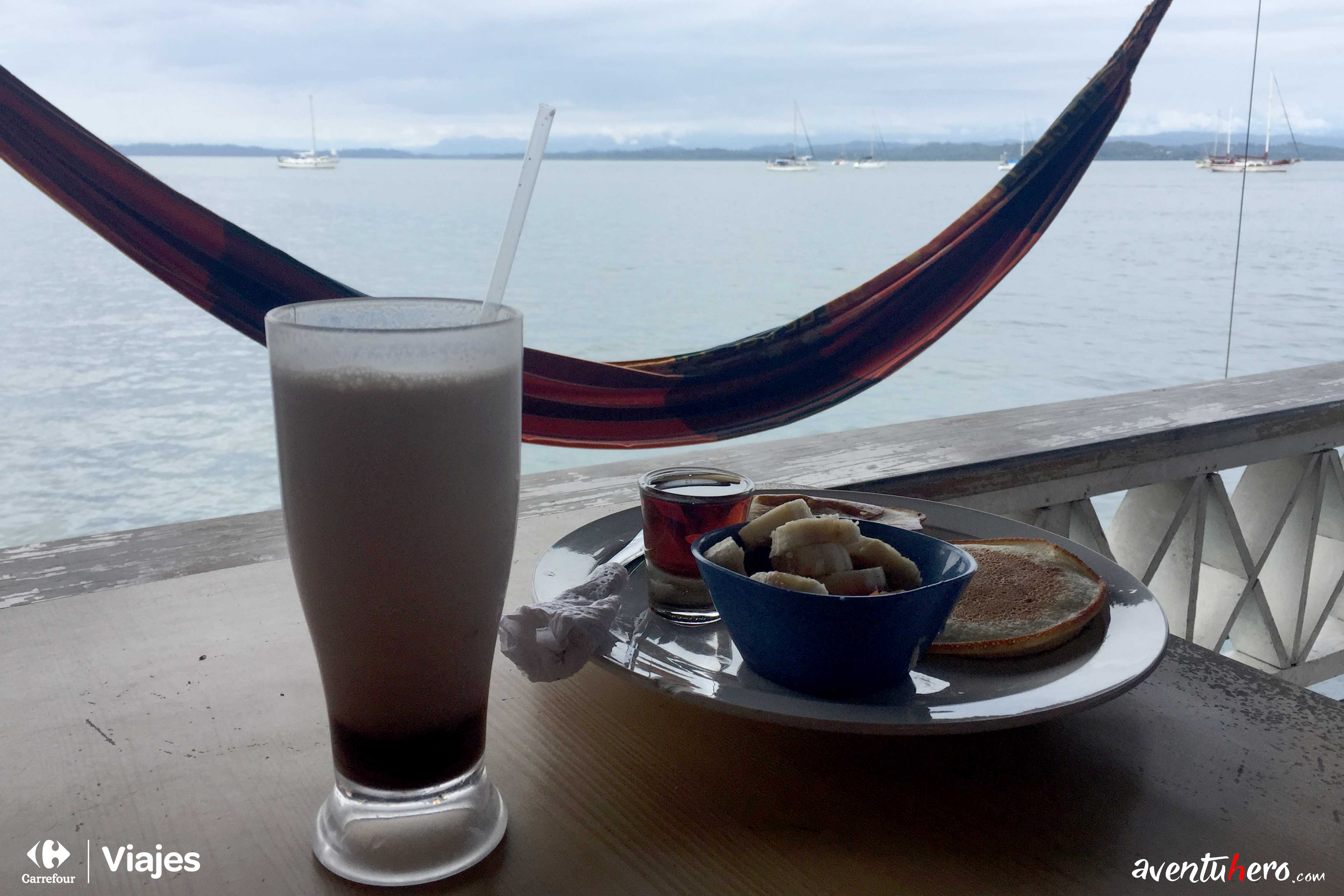 Desayuno Bocas de Toro