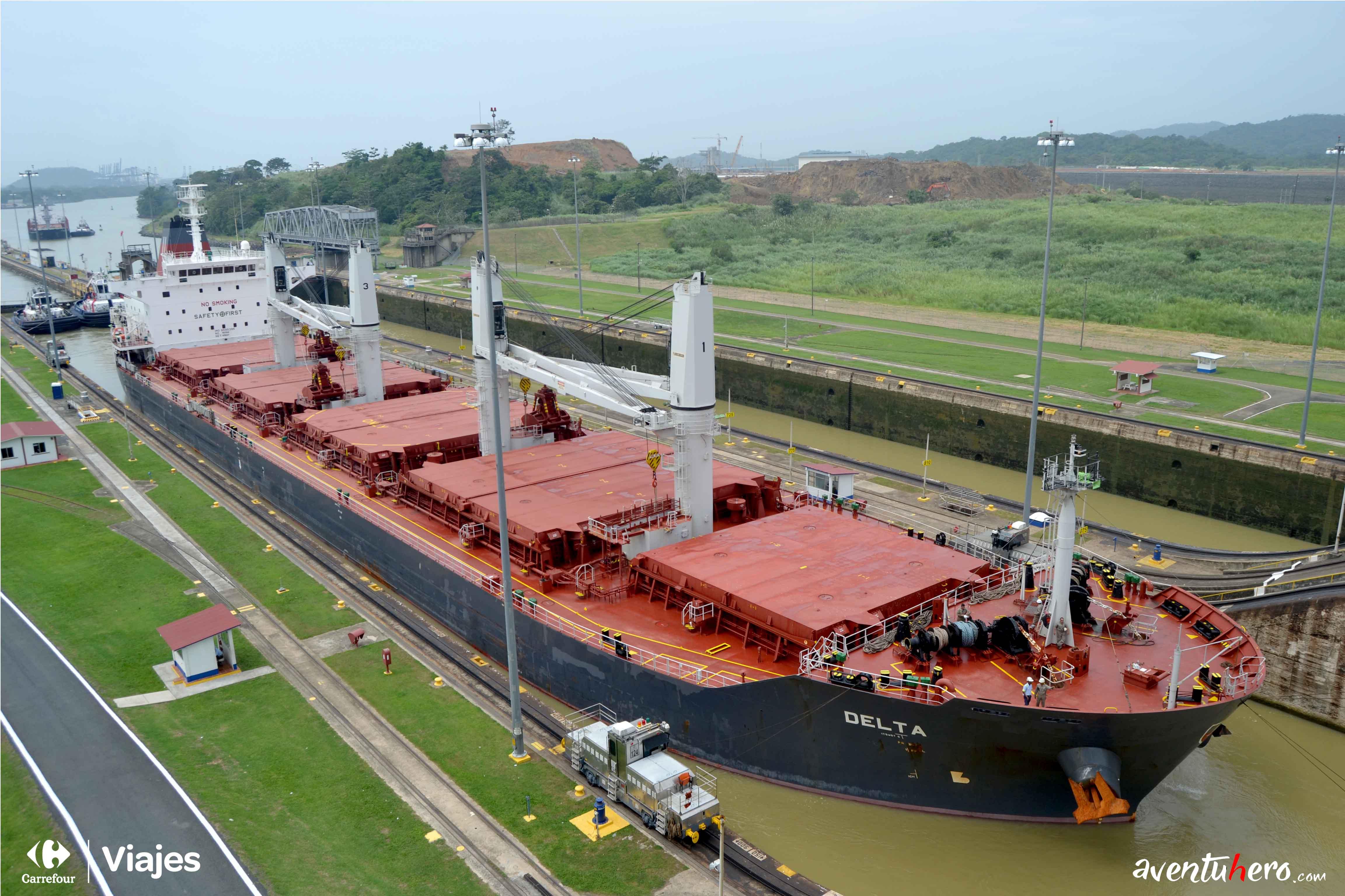 Canal de Miraflores