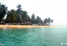 La playa perfecta