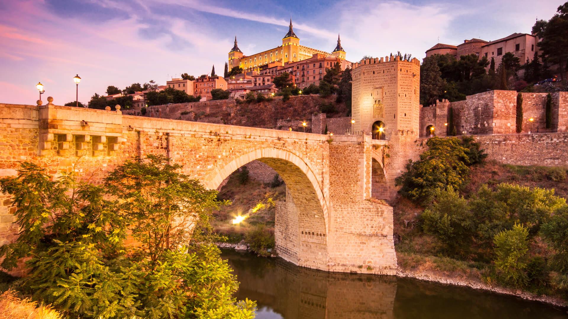 Alcázar de Toledo, escapada a toledo