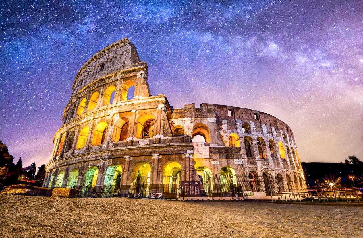 Guía rápida de Roma, Coliseo