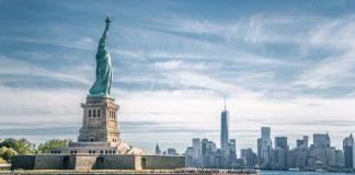 Vuelos a EEUU, Estatua de la Libertad, Nueva York