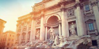 Guía rápida de Roma, Fontana de Trevi