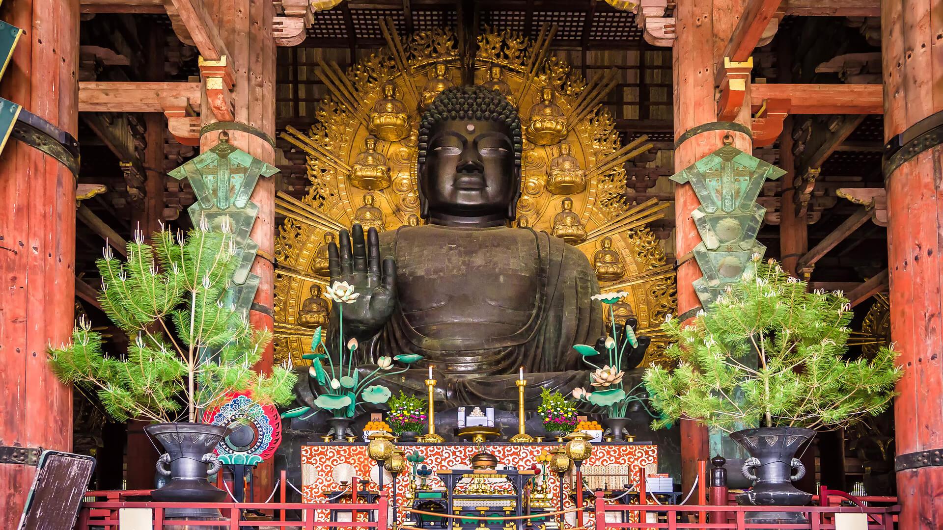 viajar a Japón, Gran Buda
