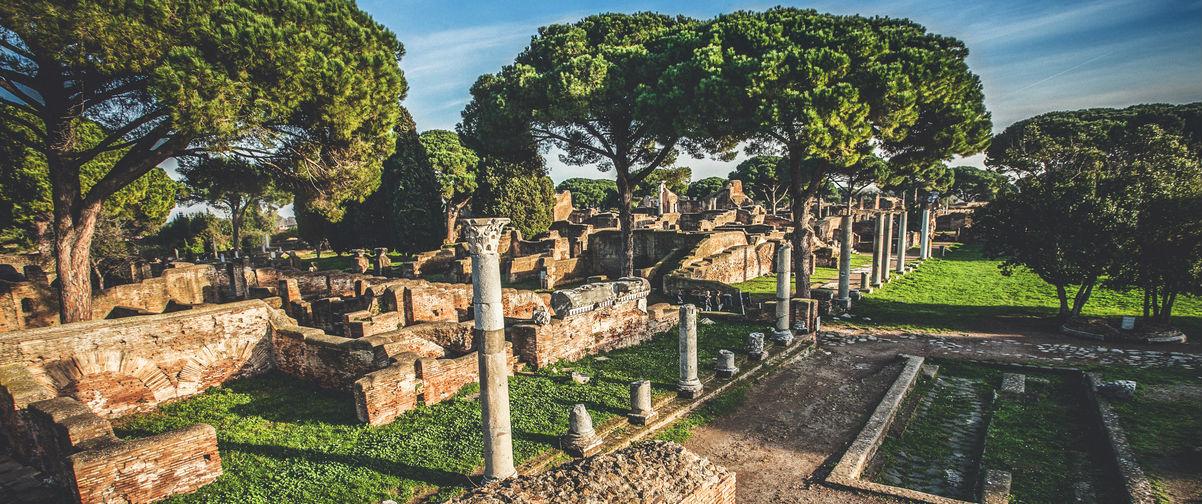 Guía rápida de Roma, Ostia Antica