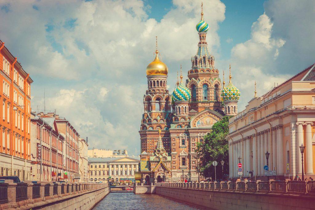 Panorámica Rusia