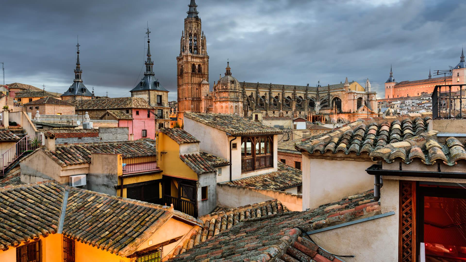 Panorámica de Toledo, escapada a toledo