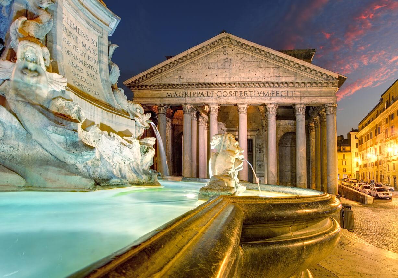 Guía rápida de Roma, Panteón