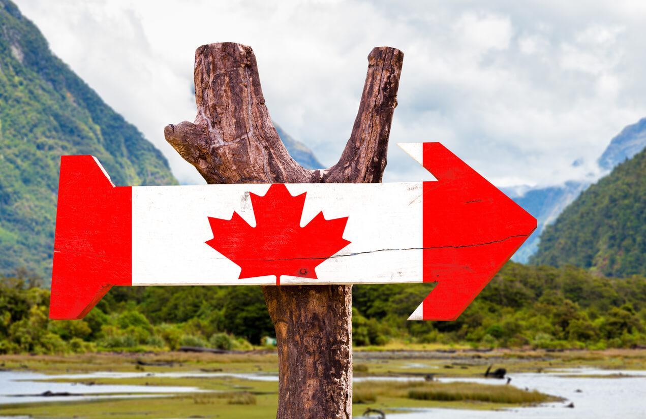 Rumbo a Canadá