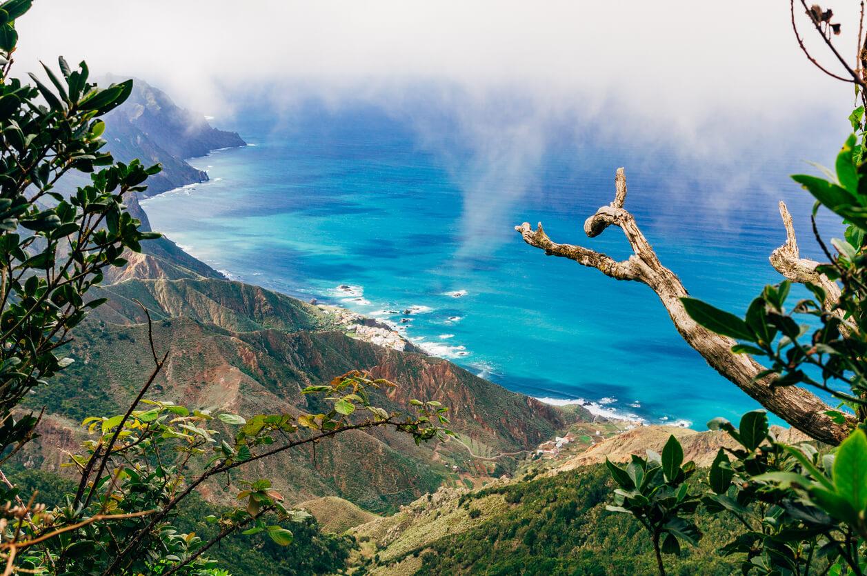 vacaciones a Tenerife, Taganana